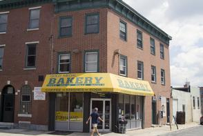 Kaplan's New Model Bakery. Image provided by Historical Society of Pennsylvania