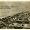 Petty's Island aerial view. Image provided by Historical Society of Pennsylvania