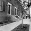 Madison Court, 1988. Image provided by Temple University Urban Archives
