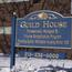 Guild House sign. Image provided by Historical Society of Pennsylvania