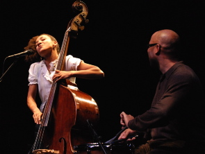 Esperanza Spalding performs at The Clef Club
