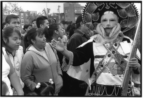 (Untitled) Mexicans Marching