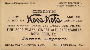 A sign for the popular but controversially-named Koca-Nola