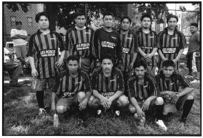 Mexican Soccer Team