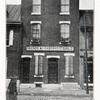 Friends Neighborhood Guild building, 151 Fairmount Ave.. Image provided by Historical Society of Pennsylvania