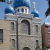 St. Andrew's Russian Orthodox Cathedral. Image provided by Historical Society of Pennsylvania