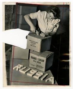 Pennsylvania Sugar Company, Doris Rapko. Image provided by Historical Society of Pennsylvania