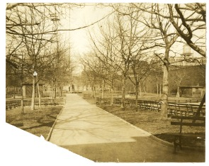 Penn Treaty Park. Image provided by Historical Society of Pennsylvania
