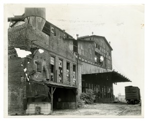 Cramp's Shipyard. Image provided by Historical Society of Pennsylvania