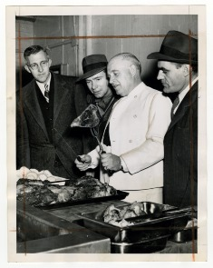 Philadelphia Sugar Company, Chef for an hour. Image provided by Historical Society of Pennsylvania