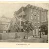 St. Mary's Hospital, 1893. Image provided by Historical Society of Pennsylvania