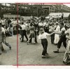 [Dancing at Cramp's Shipyard]. Image provided by Historical Society of Pennsylvania