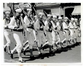 Parade. Image provided by Historical Society of Pennsylvania