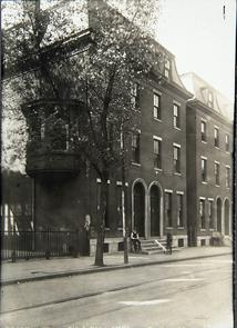 Kearny Annex - 712-714 N. 6th Street. Image provided by Historical Society of Pennsylvania