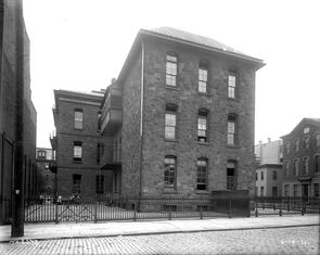Philip Kearny School. Image provided by City of Philadelphia Department of Records