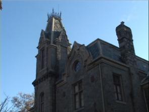 Ebenezer Maxwell Mansion exterior