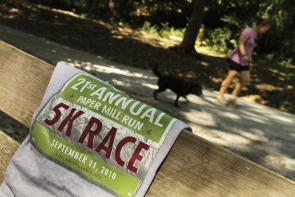 5K Race Bench