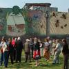 Liberty Lands Park mural. Image provided by Historical Society of Pennsylvania