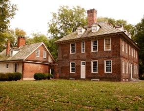 Stenton House exterior