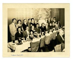 Workmen's Circle Banquet