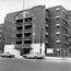 Guild House building, 1967. Image provided by Temple University Urban Archives