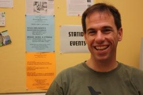 Jim Bear, owner of Gtownradio.com
