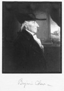 Benjamin Chew Portrait