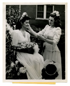 Philadelphia General Hospital: May Day Queen Crowning