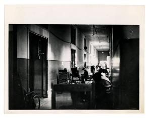 Patients at Philadelphia General Hospital