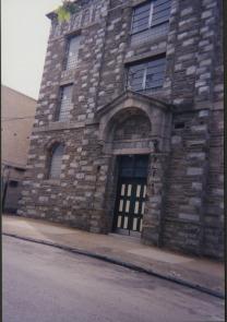 OLA school exterior, circa 2001
