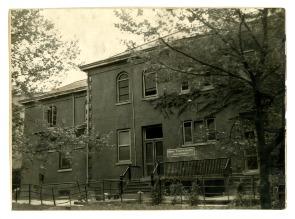 Philadelphia General Hospital: Men's Tuberculosis Department