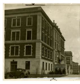 Philadelphia General Hospital exterior
