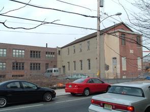 Mifflin School. Image provided by Historical Society of Pennsylvania