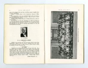McCall Continuation School Graduating Class 0f 1924