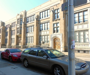 West Catholic High School from 45th Street