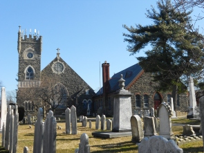 Church and Churchyard