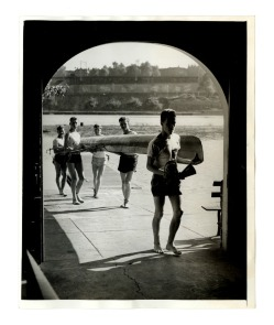 Penn Charter Boys Crew, 1940s