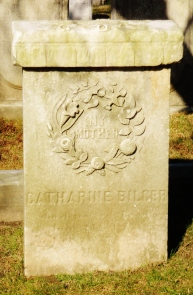 A Mother's Gravestone