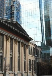 Arch Street Presbyterian Church against The Comcast Center
