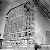 Stetson Hats Building demolition. Image provided by Temple University Urban Archives