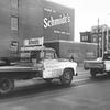 Schmidt's trucks. Image provided by Temple University Urban Archives