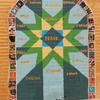 """Al-Aqsa mural: """"Doorway to peace"""". Image provided by Historical Society of Pennsylvania"""