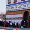 Al-Aqsa Islamic Society exterior. Image provided by Historical Society of Pennsylvania