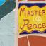 "Al-Aqsa mural: ""Master peace"". Image provided by Historical Society of Pennsylvania"