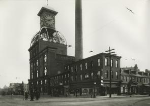 Schmidt's Brewery and Tower. Image provided by Charles Veasey