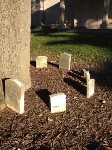 Ryerss family pet cemetery