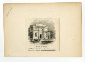 Prints of the Musical Fund Hall