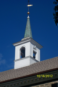 Bell Tower from Original Germantown Academy