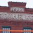 Crane Co. building sign