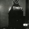 Schmidt's Tower at night. Image provided by Charles Veasey